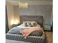 GLORIOUS AMBASSADOR BED FRAMES AND MATTRESS AVAILABLE