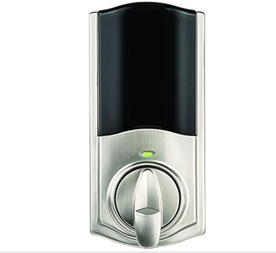 Kwikset Convert Smart Lock Conversion Kit Satin Nickel 99140