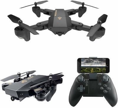 XS809HW Drone RC Quadcopter Foldable Mini RTF 360 Degree 6-Axis Gyro 4CH 2.4Ghz