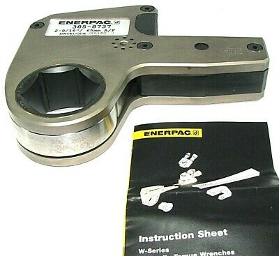 Caterpillarenerpac 385-8737 2-12 Hydraulic Hexagon Torque Wrench Cassette