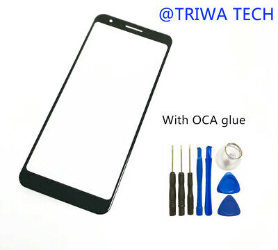 OEM Front Screen Glass Lens Replacement For Google Pixel 3A 5.6 (Lens Replacement Glasses)