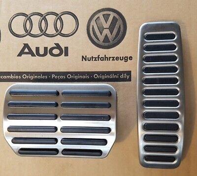 VW Touareg 7L original R-Line Pedalset Pedale Pedalkappen pedal cover pads caps gebraucht kaufen  Emden