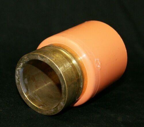 """Spears 4233-020 CPVC Female Sprinkler Grooved Coupling Adapter Brass 2"""""""