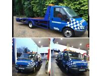 Recovery Ford Transit 3.5T