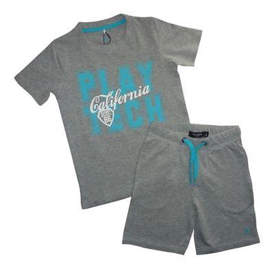 Name It PlayTech Funktion Sportset 2tlg. T-Shirt. Shorts Gr.116 o.134-140 Neu  online kaufen