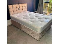 🛏 New DIVAN BEDS ❗️ Made to order ❗️ FREE HEADBOARD & DELIVERY