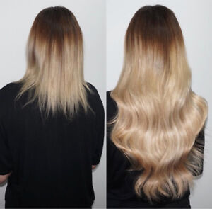 PRO STYLIST SPECIALISING IN EXTENSIONS & WIGS