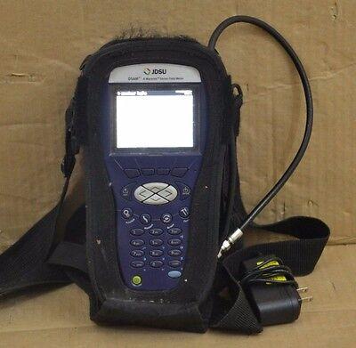 Jdsu Dsam-2000 Xt Docsis 3.0 Catv Meter Smartscan Ingress Annex Ab