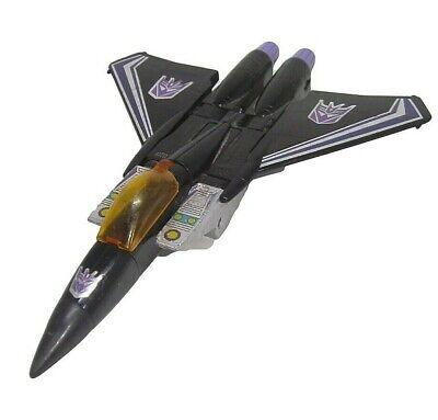 Vintage G1 Transformers Decepticon Jet - Sky Warp *Pre-Rub*