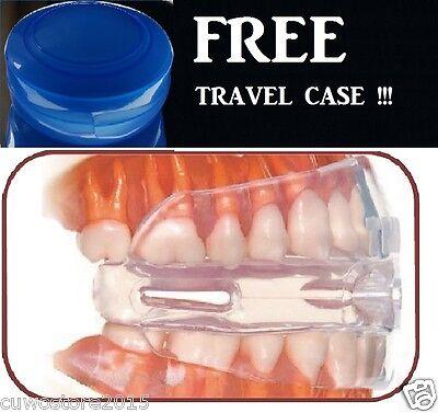 NEW Dental Mouth Guard Bruxism Sleep Aid Night Teeth TMJ Tooth Grinding