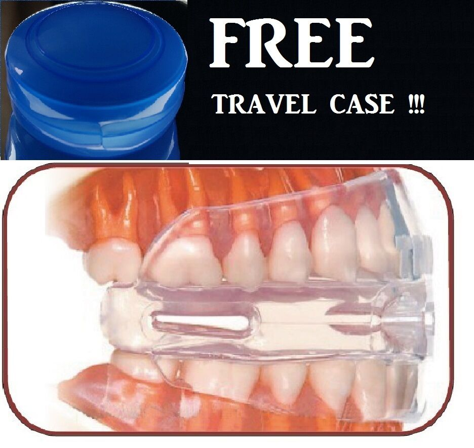 NEW Dental Mouth Guard Bruxism Sleep Aid Night Teeth TMJ Too