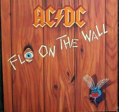 AC/DC:Fly on the wall Lp online kaufen