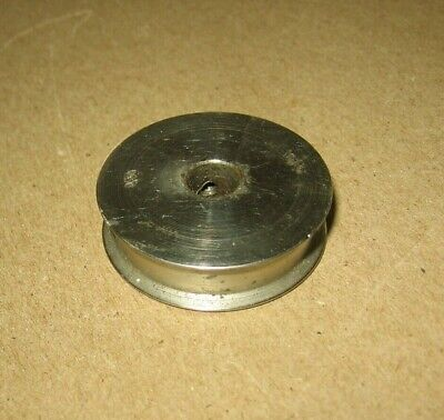 Vintage Edison Standard Phonograph Upper Belt Pulley~Store Part (Edison Stores)