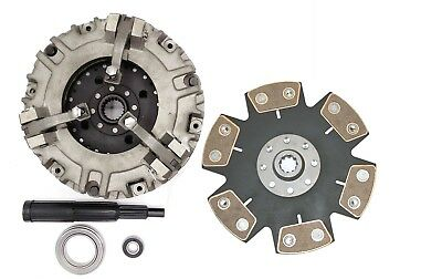 Satoh Bison S670 S750 Dual Stage Clutch Kit
