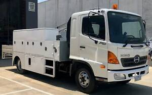 2006 Hino FD Service Body Derrimut Brimbank Area Preview