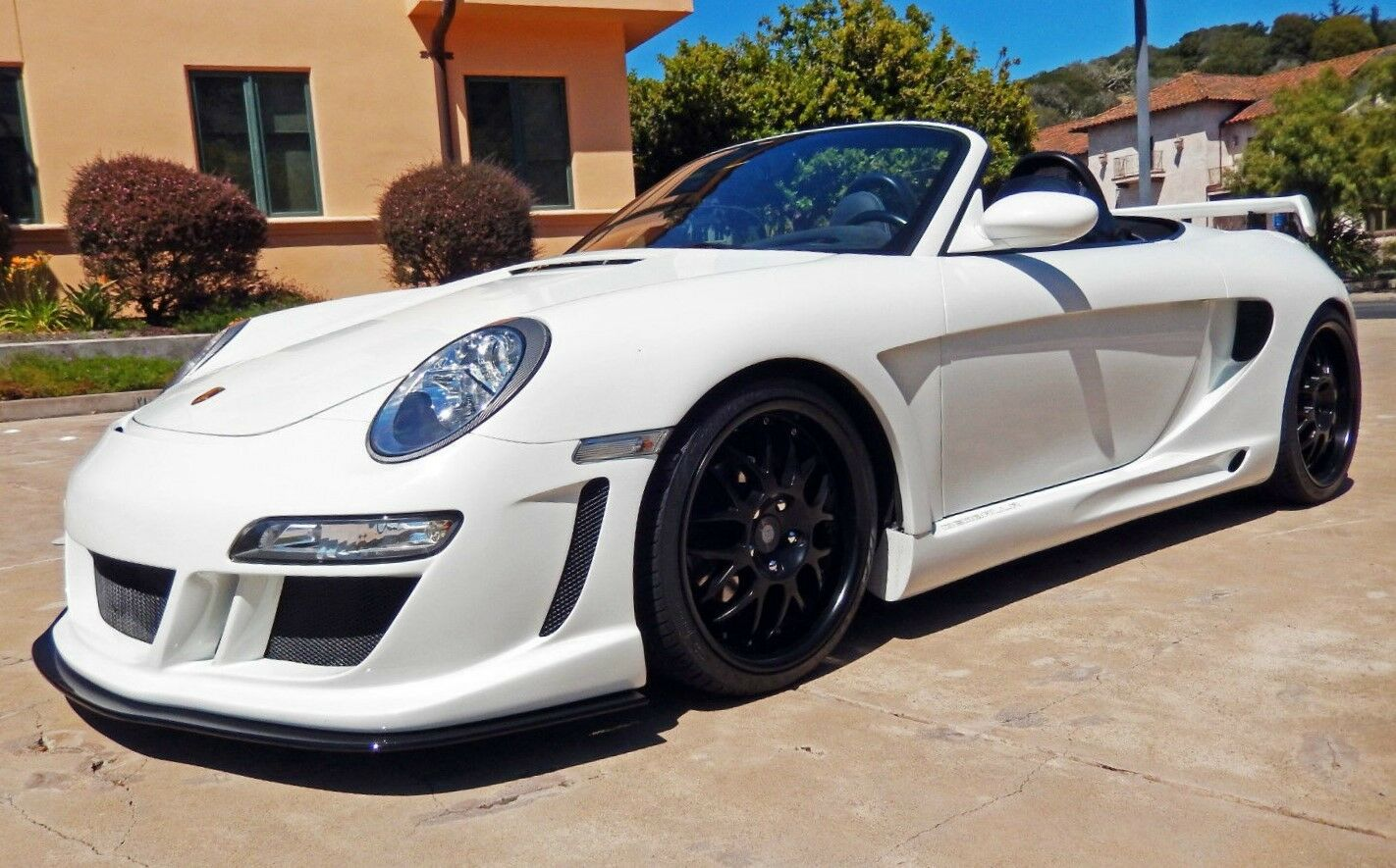 porsche 986 boxster to 997 turbo gemballa avalanche. Black Bedroom Furniture Sets. Home Design Ideas