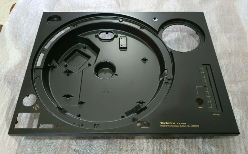 Technics sl1200 mk6, Original cabinet. Excellent condition