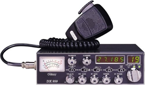 GALAXY DX959 RADIO ALIGNED & TUNED FOR BEST PERFORMANCE !!!