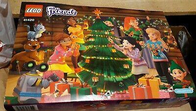 LEGO Friends Advent Calendar 41420 Building Block Kit 236 Pieces Brand New 2020