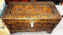 Camphor Wood Chest (0690) Thebarton West Torrens Area Preview