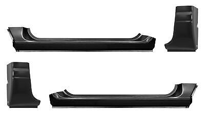 OE Style Rocker Panel & Cab Corner Kit for 94-02 Dodge Ram Standard Pickup