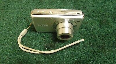 Sony Cyber-shot DSC-W220 12.1MP Digital Camera - Silver Battery Case Tested  (Sony W220)