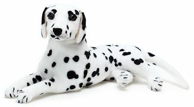 Deb the Dalmatian | 20 Inch Stuffed Animal Plush Dog | By Tiger Tale Toys](Dalmatian Stuffed Animals)