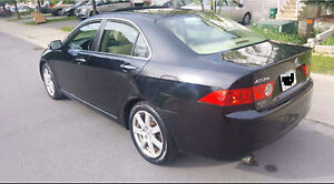2005 Acura  tsx  for sale..high kms but in mint condition