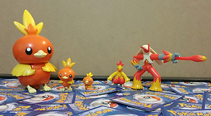 POKÉMON ACTION FIGURES Mount Gravatt Brisbane South East Preview
