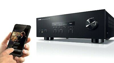 Yamaha Professional Bluetooth Stereo Receiver Home Audio Music TV Natural Best