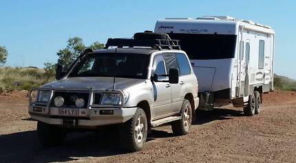 SILVERLINE OUTBACK  21.65-3 OB  Plus  TOYOTA LANDCRUISER  COMBO Victoria Point Redland Area Preview