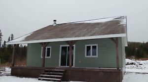 Waterfront Cabin For Sale (East of North Lake)