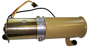 1962 Cadillac Eldorado & Series 62 new direct fit convertible top pump motor