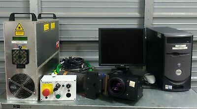 Laservall Violino Green Laser Engraving System 7w 532nm Fl 160mm 90-240vac