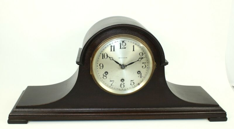 SETH THOMAS No. 124 WESTMINSTER CHIME MANTLE CLOCK - SP1218