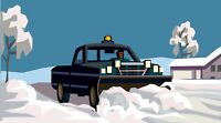 SNOW REMOVAL AND SALTING SERVICES