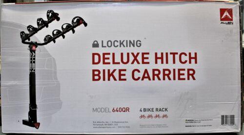 Allen Sports Locking 4-Bike Hitch Rack #640QR