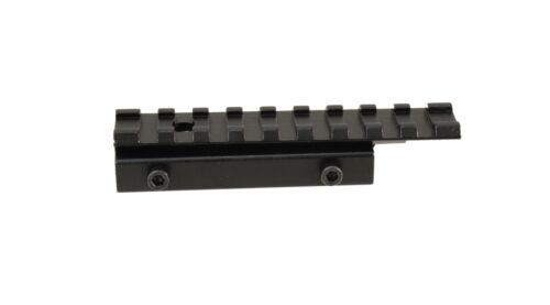 Savage Arms Model 64F, FL, XP, FXP 93 Dovetail to Picatinny Scope Rail Adapter
