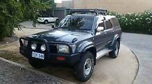 1994 Toyota Hilux Surf Jap Import Limited Edition Weetangera Belconnen Area Preview