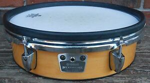 yamaha rhp120sd dual trigger electronic dtxtreme mesh head wood shell drum pad ebay. Black Bedroom Furniture Sets. Home Design Ideas