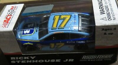 New  1 64 2017 Fusion   17  5Th 3Rd Bank  Ricky Stenhouse Jr