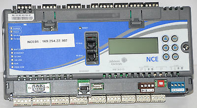 Johnson Controls Metasys Ms-nce2566-0 Software Version 5.2 Ms Nce 2566