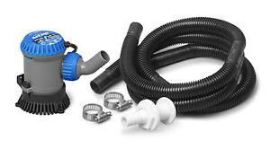 Boat-Bilge-Pump-600-GPH-3-4-Bilge-Pump-WITH-PLUMBING-KIT-self-priming