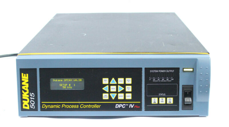 Dukane 5015 DPC IV Plus Dynamic Process Controller
