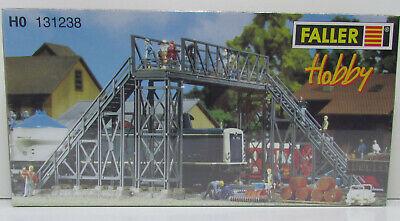 Faller H0 131238 Bausatz Fußgaengerbruecke