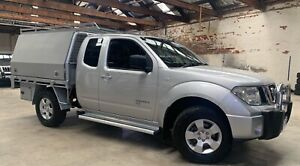 2009 NISSAN NAVARA **EXTRA CAB WITH LOCAL CANOPY** Launceston Launceston Area Preview