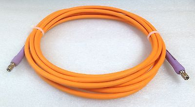 Megaphase Tm8-s1k1-180 Dc To 8 Ghz Sma M To 2.92 Mm M 180 Length Rf Cable