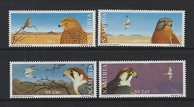 Namibia - 1999, Birds of Prey set - MNH - SG 836/9