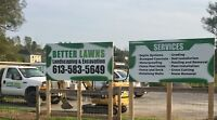 Septic and Sewer Installation