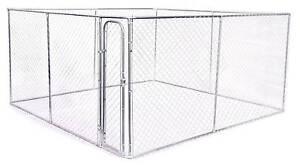 NEW Dog Enclosure, Cat Run, Goat & Sheep Pen, Cage, Chicken Coop Hobart CBD Hobart City Preview